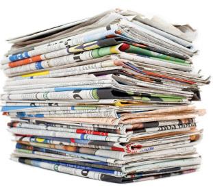 Noticias y más noticias